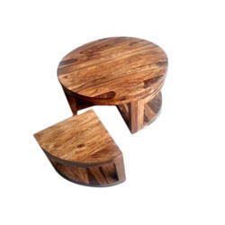Center Table And Stool