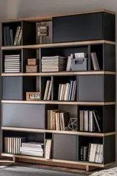 Wall Mounted Book Racks
