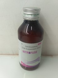 Nitrofurantoin IP 25 mg suspension