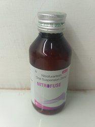 Nitrofurantoin IP 25 mg suspension