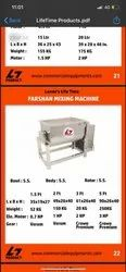 FARSHAN NAMKEEN MIXTURE MACHINE