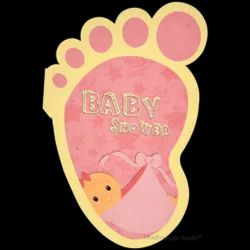 Bunting Baby Shower Card At Rs 330 Piece Baby Shower