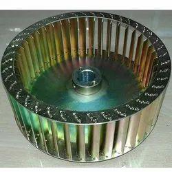 SISW Rolled Aluminum Impeller
