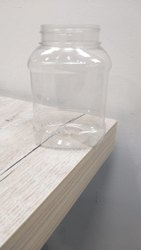 Plastic Honey Jar
