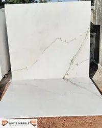 Cross Pattern Morwad White Marble