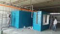 Bsjs Electrical Powder Coating Plant, Automation Grade: Semi-automatic