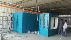 ELECTRICAL POWDER COATING PLANT