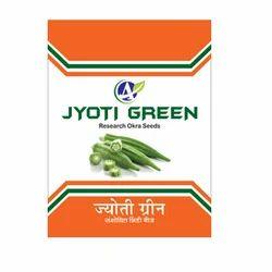 Jyoti Green Research Okra Seeds