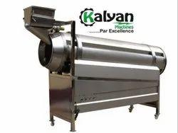 Fox Nut ( Makhana) Roaster Machine
