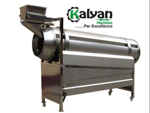 Fox Nut ( Makhana) Roaster Machine