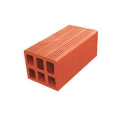 Hollow Red Clay Bricks