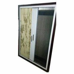 Sliding Mosquito Net Door