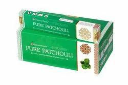 Garden Fresh Pure Patchouli  Premium Hand Rolled Masala Incense