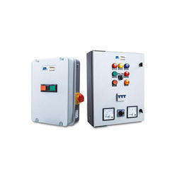 Fully Automatic Three Phase Motor Starter, Current Rating: 20 A