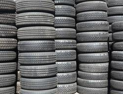 6.8 5 Used Car Tyre