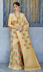 Rajtex Karmala Silk Saree
