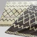 Sge Rectangular Cotton Shaggy Rug