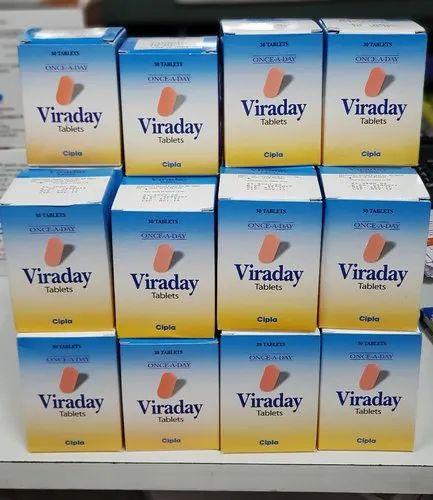 Viraday 30s Tablets