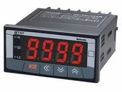 MT4Y/MT4W Digital Panel Meter