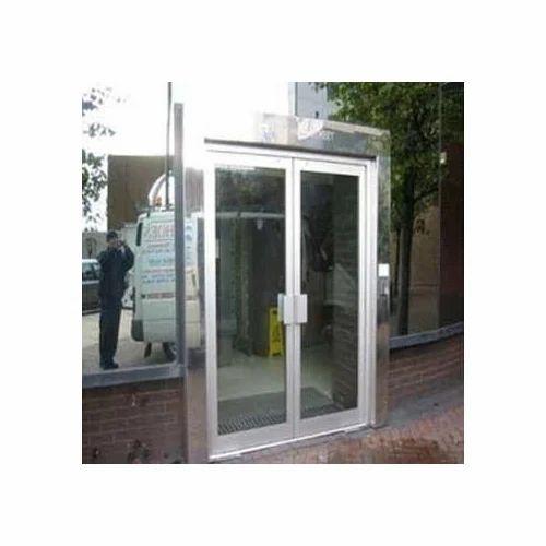 Aluminium Glass Doors At Rs 160 Square Feet Aluminium Doors