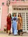 Ladies Kurti With Plazo,Sharara