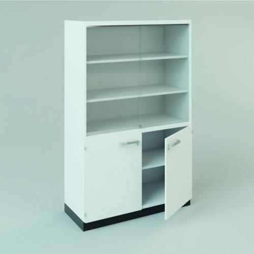 Laboratory Storage Cabinet & Laboratory Storage Cabinet at Rs 10000 /4 feet | Laboratory Cabinets ...