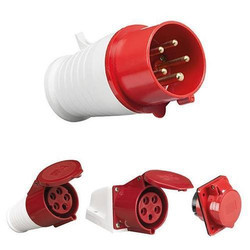 Industrial Straight Connector Socket