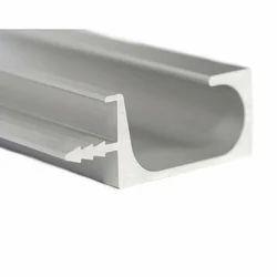 Polished Aluminum Profiles, For Construction