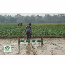 Wetland Rice Seeder Machine