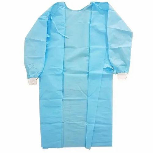 Non Woven Surgical Gown, Size: Free Size