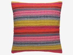 Striped Cotton Box Cushion