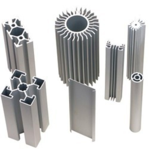 Aluminium Extrusion Sections - View Specifications & Details of