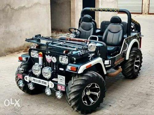 Top 12 Olx com Punjab Jeep - Gorgeous Tiny