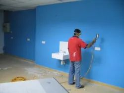 High Quality Seamless Wall Antimicrobial Coating