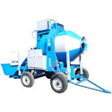 Mini Mobile Reversible Concrete Batching Plant