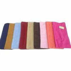 Cotton Plain Hand Towel, Size: 40#60