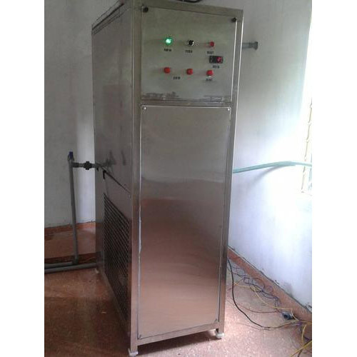 Automatic Stainless Steel SS Water Chiller, 300 L ,Warranty: 3 Year