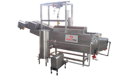 Direct Fired Continuous Fryers