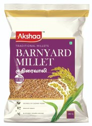 Organic Barnyard Millet, Packaging Type: Packet, High in Protein