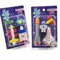 Space Theme Eraser