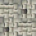 Natural Slate 3D Mosaic Tiles