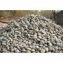 Round Polished Ganga Stone, For Landscaping