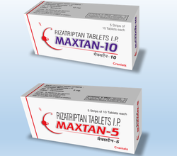 Maxtan Rizatriptan Tablets