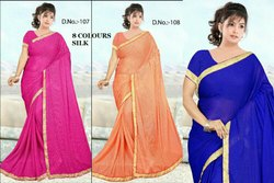 Casual Wear Sarees for Donations