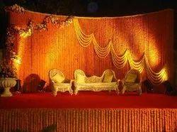 Wedding Floral Decoration Service, Location: Pan India