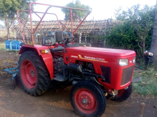 Mahindra 245 DI Orchard, 24 hp Tractor, 1000 kg