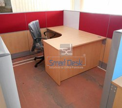 Smart Desk Cubicle Manager Table