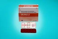 Chlorpromazine & Trihexyphenidyl TABLET