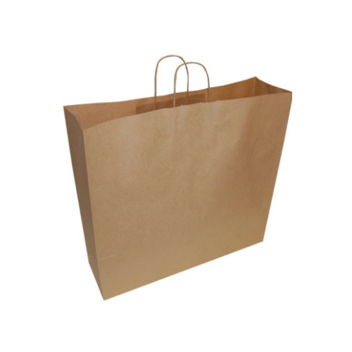 Plain Brown Paper Bag, Capacity: 2kg