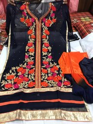 Georgette Suit Material